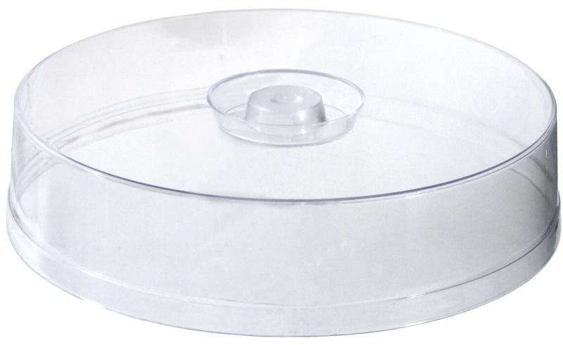 hohe Form aus Polypropylen 33 cm Contacto Tortenhaube